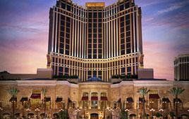 The Palazzo, uno de los casinos que la empresa tiene en Las Vegas