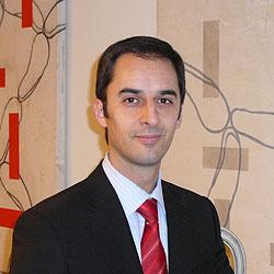 Abraham Nájera, socio de CMS Albiñana & Suárez de Lezo