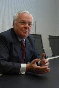 Joaquín Rivero es presidente de la inmobiliaria patrimonialista Bami y accionista de Gecina. /JMCadenas
