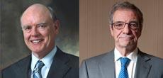 John Snow y César Alierta son dos de los nuevos consejeros de IAG