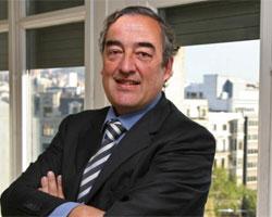 Juan Rosell, presidente de la catalana Fomento del Trabajo.