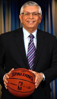 David Stern accedió a la dirección de la NBA en 1984