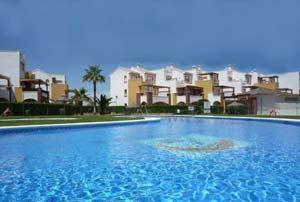 Viviendas similares a la de la familia del presidente Zapatero en Vera (Almería)