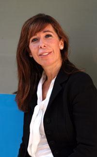 Alicia Sánchez-Camacho, presidenta del PP catalán