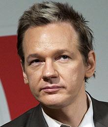 Julian Assange, el actual director de Wikileaks
