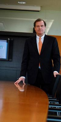 Francisco Belil, que lleva cinco años al frente de Siemens España, es un apasionado de los recursos humanos