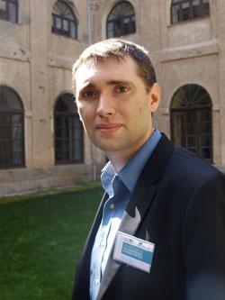Matthew Hindman, profesor de.e la George Washington University.