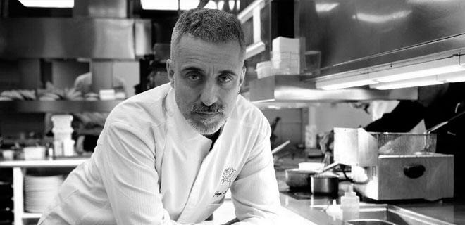 Sergi arola visita a la sede de sergi arola en madrid - Restaurante sergi arola en madrid ...