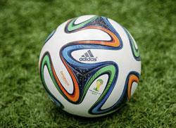 Brazuca  el balón para el Mundial de Brasil e23b3fcb0ac80