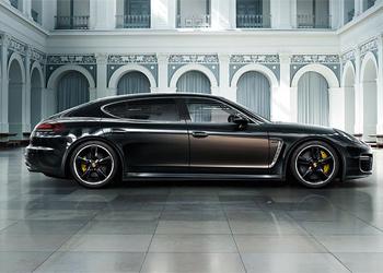 Porsche Panamera Exclusive Series: no va más