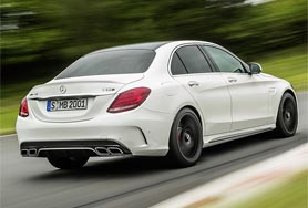 Mercedes AMG renueva los modelos de su Clase C