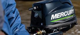 Mercury presenta el primer motor náutico con propano